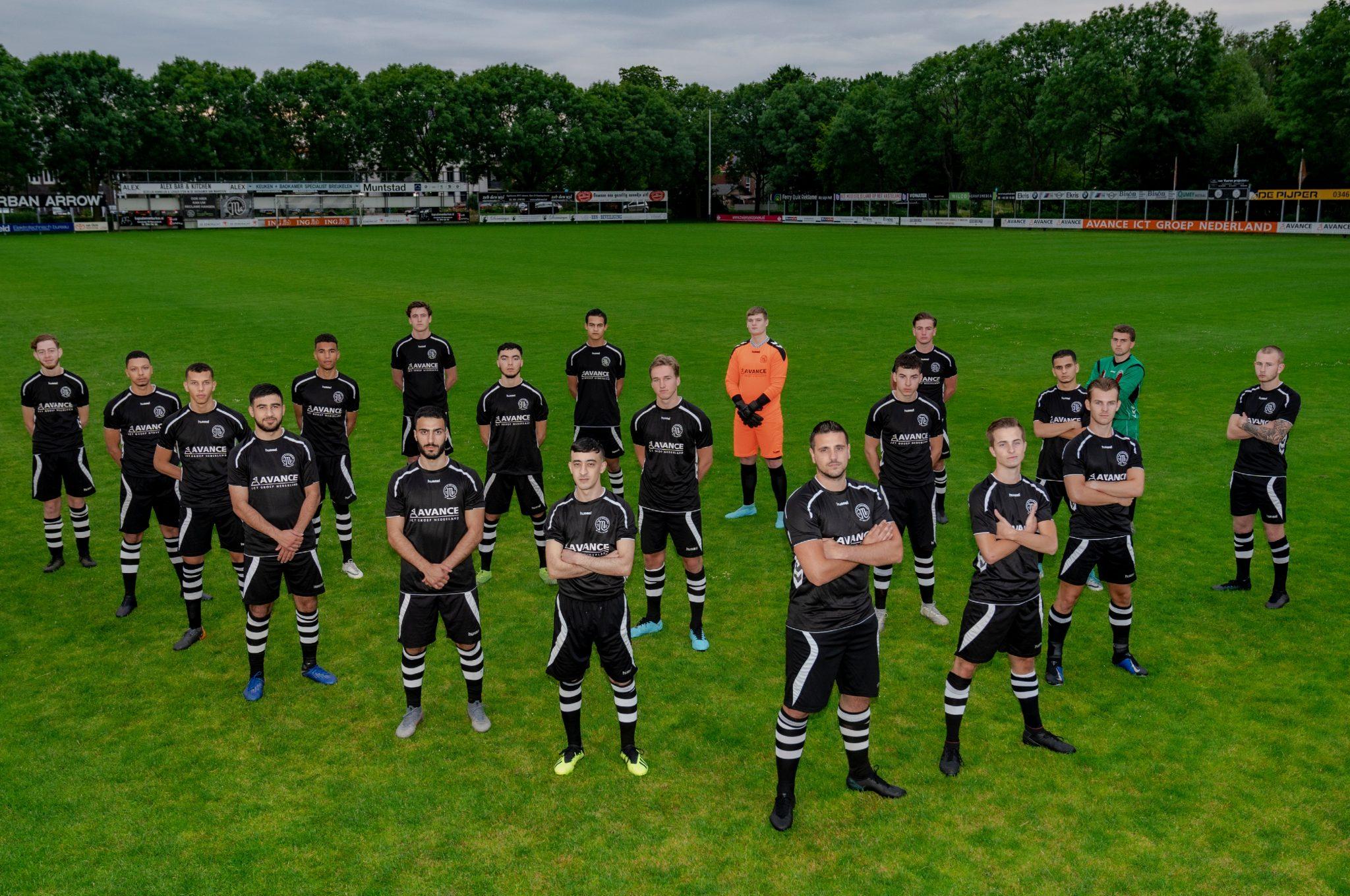 VV Maarssen start met O23-team in 4e Divisie