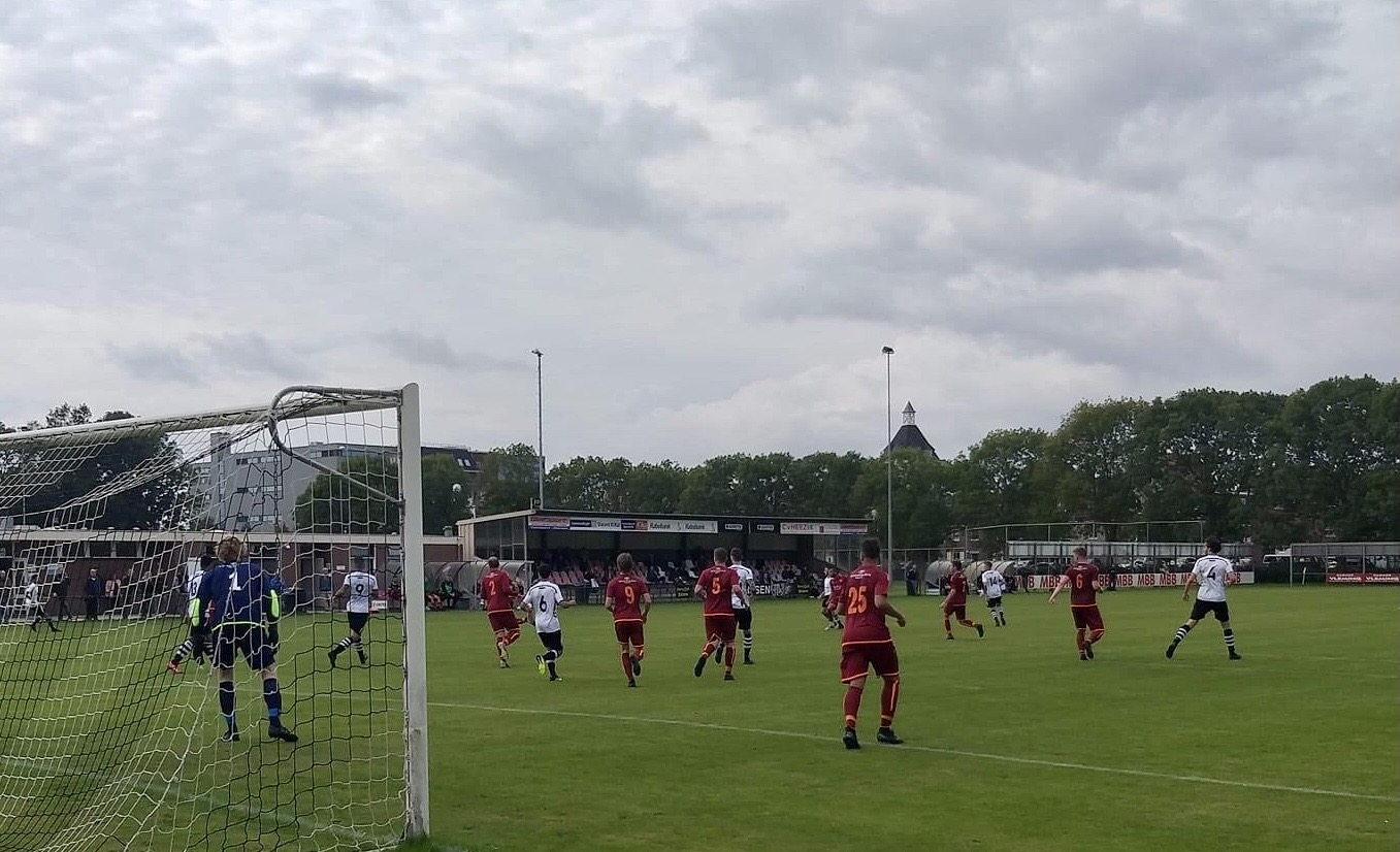 Zakelijk VV Maarssen 1 wint eindelijk streekderby tegen Nita
